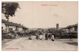 Leintrey : Vue Intérieure (Editeur E. Bastien, Lunéville) - France