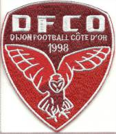 Dijon FCO France Football Embroidered Patch - Patches