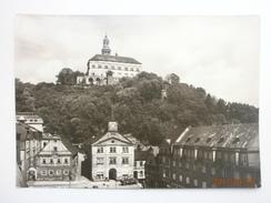 Postcard Statni Zamek Nachod Czech Republic Real Photo RPPC My Ref B21116 - Czech Republic