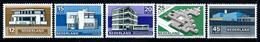 Nederland 1969: Zomerzegels; Architectuur ** MNH - Period 1949-1980 (Juliana)