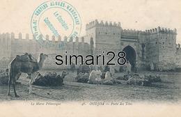 OUDJDA - N° 48 - PORTE DES TETES - Maroc