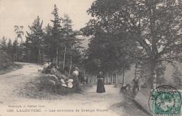 La Louvesc 07 - Environs De Grange Neuve - Cachet 1911 - La Louvesc