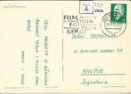 Machine Postmark - Film.Photo.Foto. - Timbres