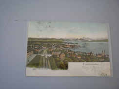Friedrichshafen 1903 - Zonder Classificatie