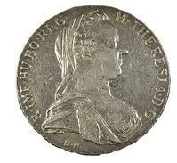 Thaler - Autriche - Maria Theresa - 1780 - AR. - TTB - - Austria