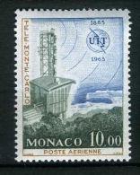 MONACO ( AERIEN ) : Y&T  N°  84  TIMBRE  NEUF  SANS  TRACE  DE  CHARNIERE , A  VOIR . - Poste Aérienne