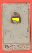 Bambina Foto Cabinet Padova 1903 - Foto Dedicate