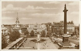 541- LONDRA - Trafalgar Square.