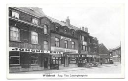 Willebroek Aug. Van Landeghemplein  Bazaar P1105 - Willebroek