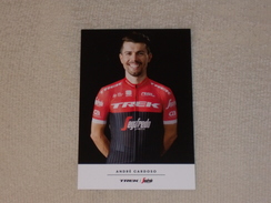 Andre Cardoso - Trek Segafredo - 2017 - Cycling