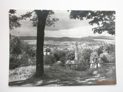 Postcard Tutnov Czech Republic Real Photo RPPC Postally Used 1971 My Ref B21121 - Czech Republic