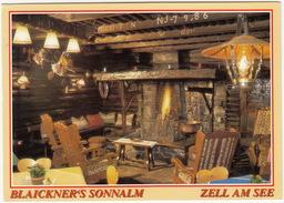 Zell Am See - Berghotel  'BLAICKNER'S SONNALM' , 1400 M - Land Salzburg  - Österreich/Austria - Zell Am See