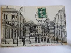 ROUEN - CASERNE RICHEPANSE - ANIMEE -   R78 - Rouen