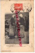 16 - SCENES ET TYPES- CACHET RUFFEC 1912- FOIRE MARCHE - MEDECINE MALADE VOMIR - Francia