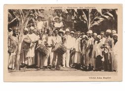 GUY.0003/ Mayotte - Tam-tam Des Indigènes - Mayotte