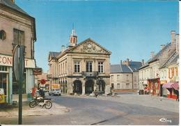 BLERANCOURT -  PLACE DE L HOTEL DE VILLE - France