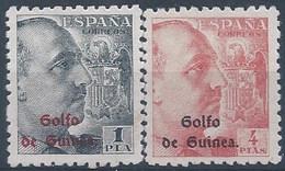 GUI269SGV-L4193TMIL.Guinee.GUINEA  ESPAÑOLA ,FRANCO.1942.(Ed 269/70**)sin Charnela. MAGNIFICO - Militares