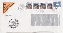 Nachnahme-Brief 1997 Von Engelberg (i088) - Schweiz
