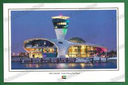 UNITED ARAB EMIRATES / UAE - ABU DHABI Yacht Club At Yas Island - Postcard # 45 - Unused As Scan - Emirati Arabi Uniti