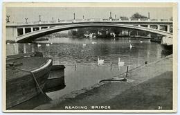 READING BRIDGE - Reading
