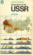 Geography Of The U. S. S. R.: The Background To A Planned Economy By JOHN PETER COLE (ISBN 9780140207286) - Geography