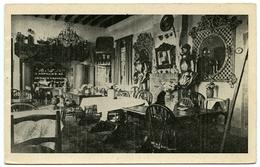 KENT : UPSTREET - THE ISLAND CAFE & GUEST HOUSE, ISLAND ROAD - CHRISTMAS CARD, 1946 - England