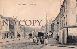 92 - Chaville - Grande Rue - Chaville