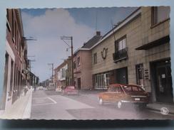 Guido Gezelle Straat En Postkantoor ( Rigo ) Anno 19?? ( Zie/voir Foto Voor Details ) !! - Denderleeuw