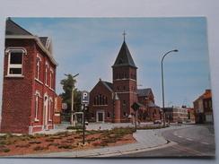HEPPEN ( DORPSZICHT ) Kerk St. Blasius / Anno 19?? ( Zie/voir Foto Voor Details ) !! - Leopoldsburg