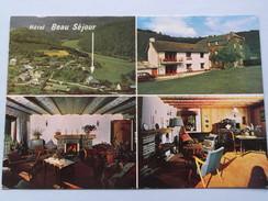 """Hôtel-Restaurant """" BEAU SEJOUR """" Frahan-sur-Semois ( Grosjean-Dasnois ) Anno 19?? ( Zie/voir Foto Voor Details ) !! - Bouillon"""