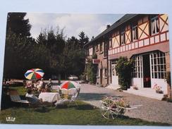 """Hôtel """" Des Mésanges """" SY S/Ourthe () Anno 1975 ( Zie/voir Foto Voor Details ) !! - Ferrières"""