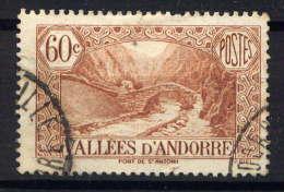 ANDORRE - 67° - PONT DE St ANTOINE A LA MASSANA