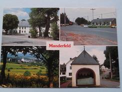 Manderfeld () Anno 19?? ( Zie/voir Foto Voor Details ) !! - Bullange - Buellingen