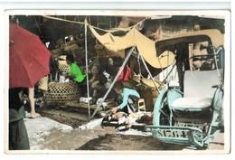 15752 Cpa   SUD VIETNAM  : SAIGON  ; Marchande De Volaille  !  Carte   Photo 1960 - Vietnam