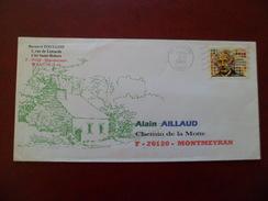 Lettre Illustrée Maison Traditionnelle De  Montchecourt De Pechain Le 6/12/2005   Avec Le N° 3779  Albert Einstein  TB
