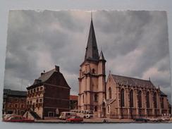 Sint MAURITIUSKERK En Stadhuis BILZEN () Anno 19?? ( Zie/voir Foto Voor Details ) !! - Bilzen