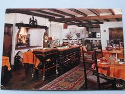 """Restaurant """" MANDERLEY """" HERTSBERGE () Anno 19?? ( Zie/voir Foto Voor Details ) !! - Oostkamp"""