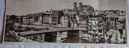Verdun - La Meuse - Vue Panoramique 1914-1918 - Photo Panoramique De Grande Dimension 58 Sur 24 Cm - Reproductions