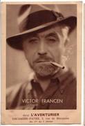Victor FRANCEN: L'aventurier - Attori