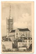 15764   Cpa  NANCY  :  Basilique Notre Dame De Lourdes Au 11 Février 1930  !! - Nancy