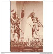 RLGSTP0022CPA-LFTMD10621TBESC.Postal RELIGIOSA.SEMANA SANTA.Procesiones De Malaga.Escultura.JESUS DE LA HUMILLACION - Esculturas