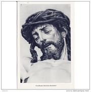 RLGSTP0028CPA-LFTMD10992TAESC.Postal RELIGIOSA.SEMANA SANTA.Procesion De JESUS CRUCIFICADO De Martines Montañez - Esculturas