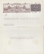 Entier Postal  - Republica De Guatemala -  Tarjetas Cartas Expresas Servicio Local - Guatemala
