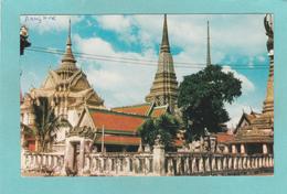 Postcard Of Bangkok, Bangkok City, Thailand,Posted,Q74.. - Thailand