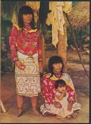 °°° 3735 - PERU - PUCALLPA - NATIVOS DE LA TRIBU SHIPIBO °°° - Perù