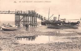 33 - Cap-Ferret - Débarcadère à Bélisaire - France