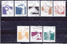 Sahara Occidental Cat,: Y & T  Neufs, Postfris, MNH  (xx)  Serie De 1992 - Stamps