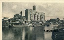 FK Duisburg, Hafen Mit Cohen'scher Mühle - Duisburg
