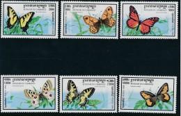 Royaume Du Cambodge  - Papillon - ** / MNH - Butterflies