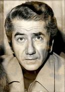 PHOTO - Photo De Presse - Acteurs - DANIEL GELIN - Théatre - 1974 - Célébrités